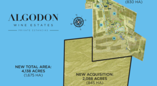 Algodon Group acquires additional 2,088 acres of land!