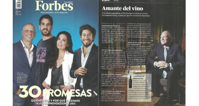 Algodon featured in Forbes Latin America!