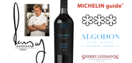 Algodon Wine's Malbec Featured at Restaurant Gordon Ramsay!